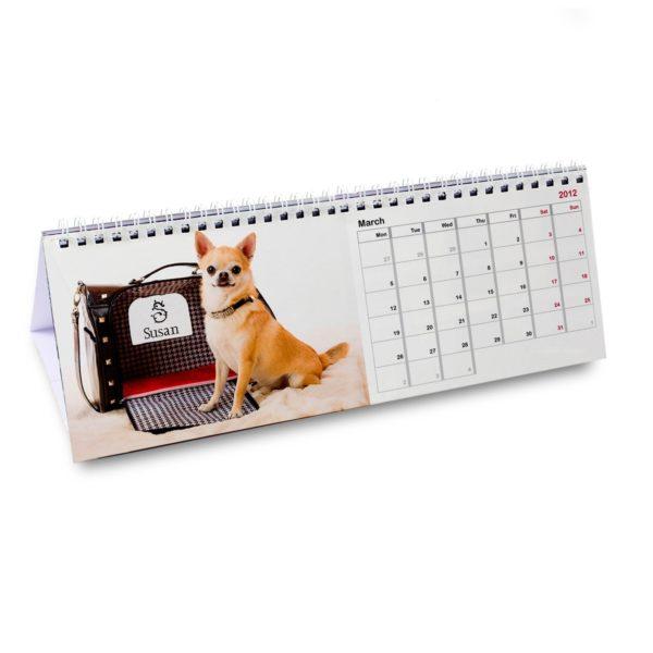 Your Barking Mad Desk Calendar