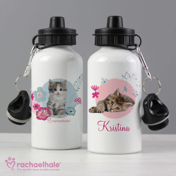 Rachael Hale Cute Kitten Drinks Bottle
