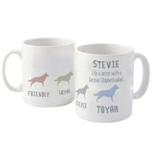 German Shepherd Dog Breed Mug