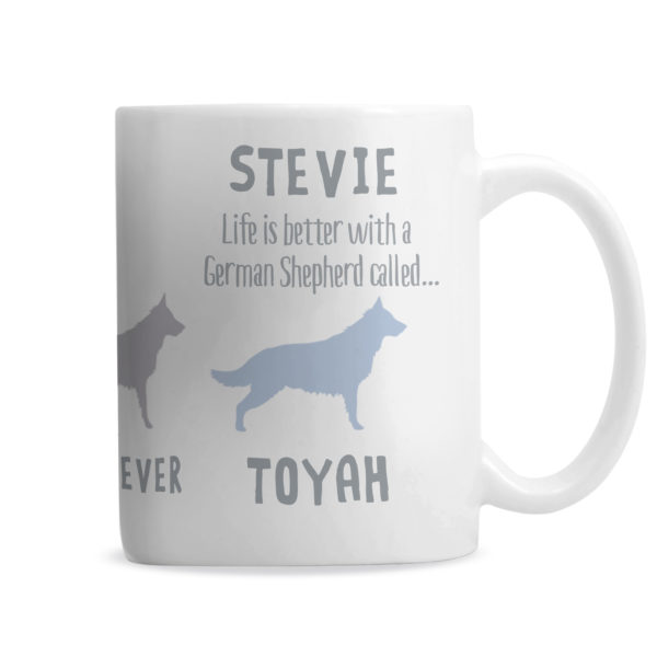 German Shepherd Dog Breed Mug