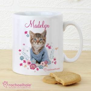 Rachael Hale Cute Kitten Mug