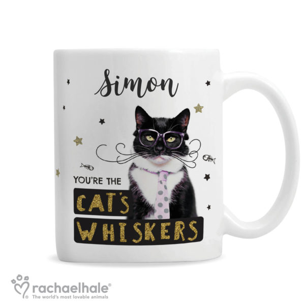 Rachael Hale 'You're the Cat's Whiskers' Mug