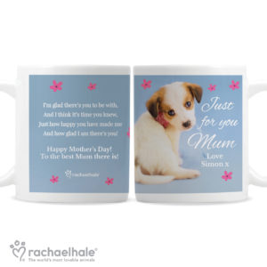Rachael Hale 'Just for You' Puppy Mug