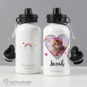 Rachael Hale Cute Cat Drinks Bottle