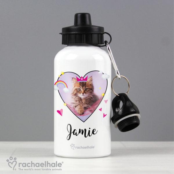 Rachael Hale Cute Cat Drinks Bottle