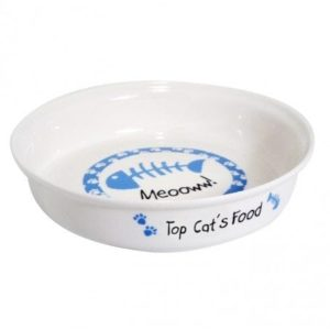 Blue Cat Bowl