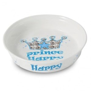 Bling Prince Pet Bowl